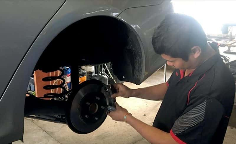 Brake repair Cairns