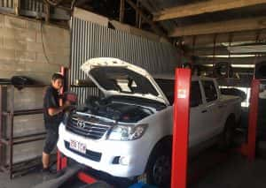 automotive airconditioning Cairns