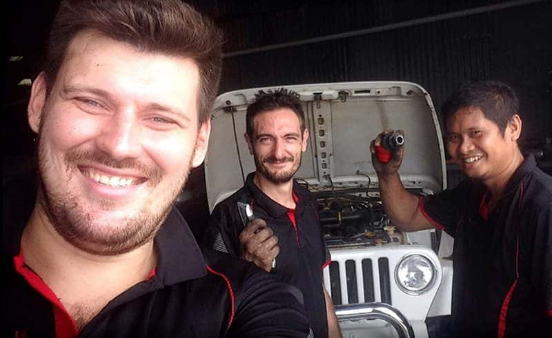 AUTO ELECTRICIAN CAIRNS